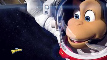 Danimals Smoothie Adventure Series TV Spot, 'Astronaut'