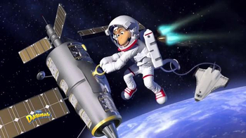 Danimals Smoothie Adventure Series TV Spot, 'Astronaut' - Thumbnail 3