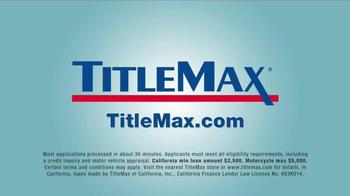 TitleMax TV Spot, 'The Amount You Need' - Thumbnail 9