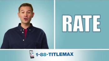 TitleMax TV Spot, 'The Amount You Need' - Thumbnail 6