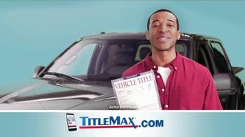 TitleMax TV Spot, 'The Amount You Need' - Thumbnail 8
