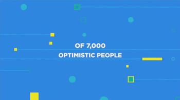 Memorial Sloan-Kettering Cancer Center TV Spot, 'The Power of Optimism' - Thumbnail 2