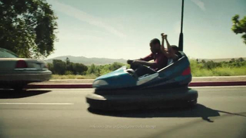Dairy Queen Funnel Cake a La Mode TV Spot, 'Bumper Car' - Thumbnail 5