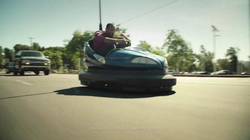 Dairy Queen Funnel Cake a La Mode TV Spot, 'Bumper Car' - Thumbnail 6