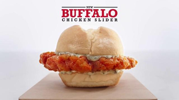 Arby's Buffalo Chicken Slider TV Spot, 'Favorite Sports Bar' - 5 commercial airings