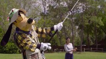 Take Me Fishing TV Spot, 'Goofy's the Art of Fishing'