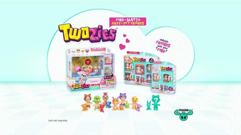 Twozies TV Spot, 'Everything's Better Together' - Thumbnail 9