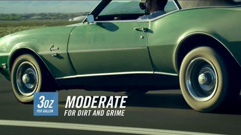 Turtle Wax M.A.X.- Power Car Wash TV Spot, 'Moderate to Xtreme'