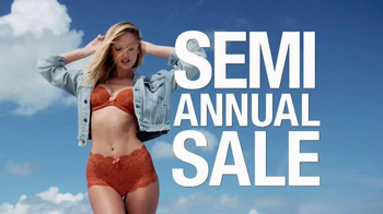 Victoria's Secret Semi-Annual Sale TV Spot, 'Be There' - 1092 commercial airings