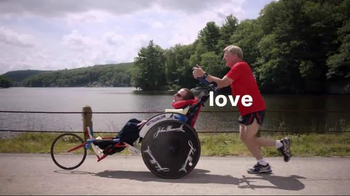 Fitbit TV Spot, 'Lovefit: Team Hoyt'