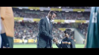 Sprint TV Spot, '¡Que cominese el partido!' con David Beckham [Spanish] - 833 commercial airings