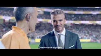Sprint TV Spot, '¡Que cominese el partido!' con David Beckham [Spanish] - Thumbnail 8