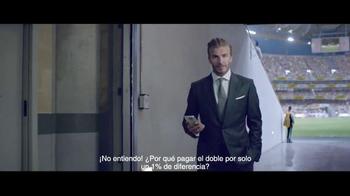 Sprint TV Spot, '¡Que cominese el partido!' con David Beckham [Spanish] - Thumbnail 9
