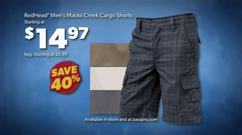 Bass Pro Shops Father's Day Sale TV Spot, 'Cargo Shorts and Fish Fryer' - Thumbnail 6