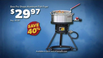 Bass Pro Shops Father's Day Sale TV Spot, 'Cargo Shorts and Fish Fryer' - Thumbnail 7
