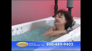 Jacuzzi Walk-In Hydrotherapy Tub TV Spot, 'Protect Yourself' - Thumbnail 5