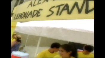 Alex's Lemonade Stand TV Spot, 'Never Too Young' Featuring Bailee Madison - Thumbnail 5