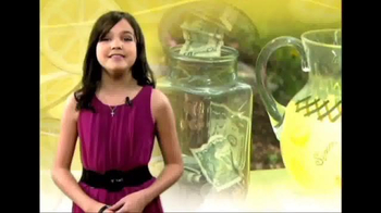 Alex's Lemonade Stand TV Spot, 'Never Too Young' Featuring Bailee Madison - Thumbnail 6