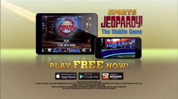 Sports Jeopardy!: The Mobile Game TV Spot, 'The Game is in Your Hands' - Thumbnail 7