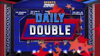 Sports Jeopardy!: The Mobile Game TV Spot, 'The Game is in Your Hands' - Thumbnail 6