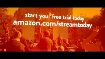 Amazon Prime Instant Video TV Spot, 'Unlimited Streaming' - Thumbnail 10