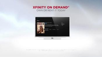 XFINITY On Demand TV Spot, 'Race' - Thumbnail 9