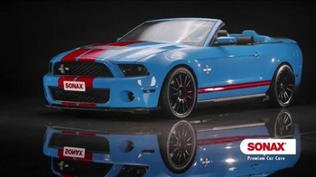 Sonax TV Spot, 'Shelby GT500' Song by The Picturebooks
