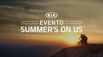 Kia Evento Summer's On Us TV Spot, 'Disfruta más el verano' [Spanish] - Thumbnail 10