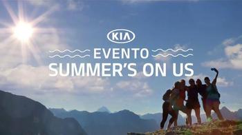 Kia Evento Summer's On Us TV Spot, 'Disfruta más el verano' [Spanish] - Thumbnail 4