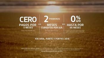 Kia Evento Summer's On Us TV Spot, 'Disfruta más el verano' [Spanish] - Thumbnail 6