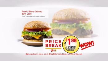 ShopRite TV Spot, 'Price Break: Ground Beef' - Thumbnail 5