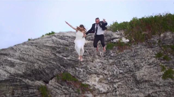 Bermuda Tourism TV Spot, 'Weddings in Bermuda: Cliff Jumping'