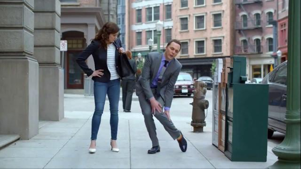 Intel 6th Generation Core Processor TV Commercial, 'The Chase' Feat. Jim Parsons