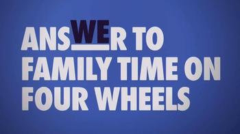 Volkswagen Passat TV Spot, 'WE TV: A Total Joy Ride' - Thumbnail 8