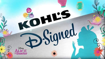 Kohl's Alice in Wonderland Collection TV Spot, 'Disney Channel: D-Signed' - Thumbnail 10