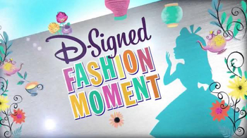 Kohl's Alice in Wonderland Collection TV Spot, 'Disney Channel: D-Signed' - Thumbnail 2