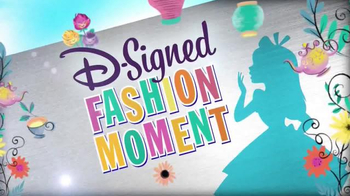 Kohl's Alice in Wonderland Collection TV Spot, 'Disney Channel: D-Signed' - Thumbnail 3
