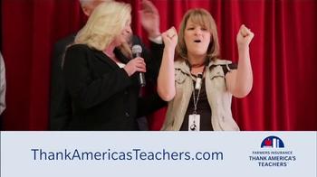 Farmers Insurance TV Spot, 'Thank America's Teachers' - Thumbnail 8