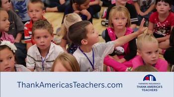 Farmers Insurance TV Spot, 'Thank America's Teachers' - Thumbnail 9