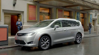 2017 Chrysler Pacifica TV Spot, 'Headbanger' Featuring Seth Meyers - Thumbnail 1