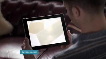 Leesa Mattress TV Spot, 'Dangerously Comfortable' - Thumbnail 3