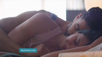 Leesa Mattress TV Spot, 'Dangerously Comfortable' - Thumbnail 7