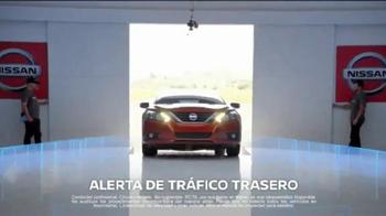 Nissan Siéntete Seguro Hoy TV Spot, 'Tecnología inteligente' [Spanish] - Thumbnail 3