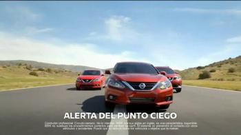 Nissan Siéntete Seguro Hoy TV Spot, 'Tecnología inteligente' [Spanish] - Thumbnail 4