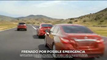 Nissan Siéntete Seguro Hoy TV Spot, 'Tecnología inteligente' [Spanish] - Thumbnail 5
