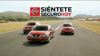 Nissan Siéntete Seguro Hoy TV Spot, 'Tecnología inteligente' [Spanish] - 901 commercial airings
