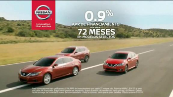 Nissan Siéntete Seguro Hoy TV Spot, 'Tecnología inteligente' [Spanish] - Thumbnail 7