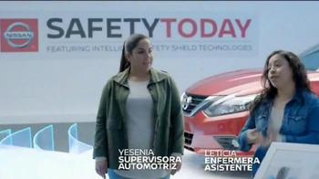 Nissan Siéntete Seguro Hoy TV Spot, 'Tecnología inteligente' [Spanish] - Thumbnail 8