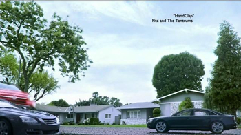 2016 FIAT 500X TV Spot, 'Room for Five' Song by Fitz and The Tantrums - Thumbnail 1
