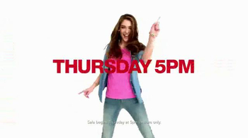 Macy's One Day Sale TV Spot, 'Plenti Rewards Program' - Thumbnail 1